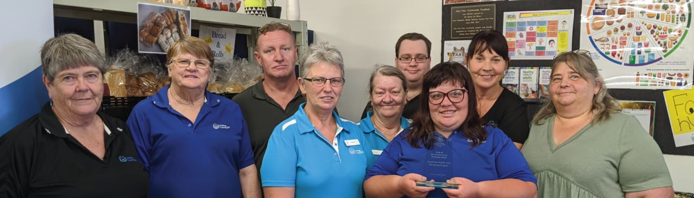 Port Pirie Community Foodhub Health & Wellbeing